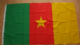 Cameroon Large Country Flag - 3' x 2'.